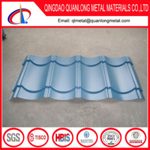 Full Hard Color Coated Galvanized Corrugated Roofing Sheet pictures & photos