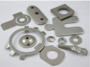 Precision Metal Stamping Auto Part pictures & photos