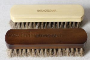 Shoe Polish Wooden Horse Hair Brush pictures & photos