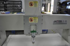 Automatic Glue Dispensing Machine with Pin pictures & photos