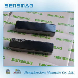 Permanent Block Hard Ferrite Magnet and Ceramic Magnet with RoHS pictures & photos