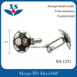 High End Fashion Stainless Steel Knot Cufflinks pictures & photos