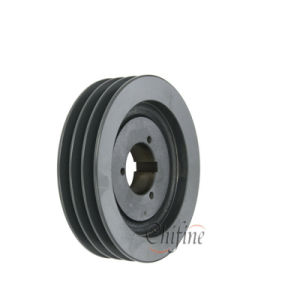 Cast Iron Split Pulley by Chinese Factory pictures & photos