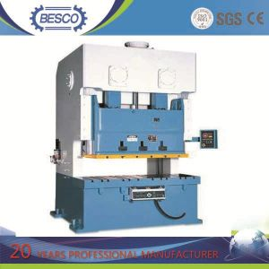 Single Crank Power Press, Single Point Power Press, Straight Side Mechanical Power Press pictures & photos