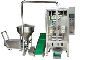 Vacuum Fluid Paste Packing Machine pictures & photos