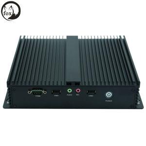 Nfd10 - Intel Celeron 1037u Mini Itx PC 12V, Cheap 1037u Fanless Mini Industrial PC Lvds, Fanless Box PC pictures & photos