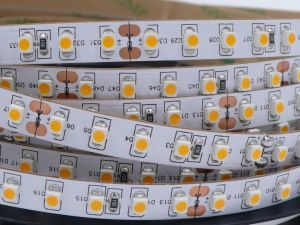 Single Row DC12V/24V 120PC 3528SMD 6-7lm LED Strip Light pictures & photos