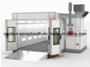 Spray Paint Booth, Paint Box, Drying Chamber pictures & photos