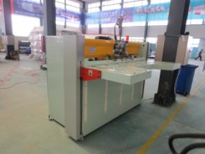 Hot Sale Semi-Automatic Folding Gluing Machine Price in China pictures & photos