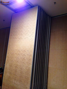 Acoustic Aluminum Movable Partitions Walls for Wedding Hall pictures & photos