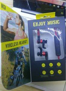 Stereo Universal Sport Wireless Bluetooth V4.1 Headset Headphone Earphone pictures & photos