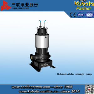 High Quality Submersible Sewage Pump pictures & photos