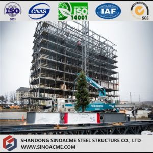 Fast Construction Residential Building Made of Steel Structure pictures & photos