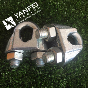 Galvanized Us Type Malleable Wire Rope Clip pictures & photos