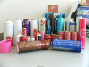 Spray Can for Air Fresher