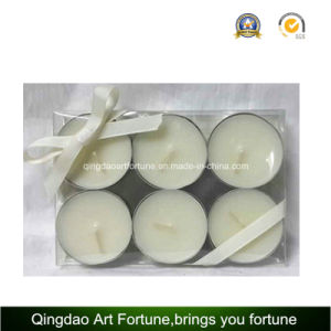 Cheap Unscented White Tealight Candle Made of Chinese Manufacturer pictures & photos