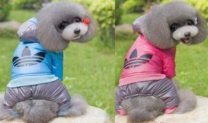Fanshion Pet Coat of Dog Clothes Pet Prodcuts