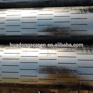 Btc Coupling Threads API 5CT K55 Slotted Liner Pipe for Oil Well Drilling/Slot Liner Pipe pictures & photos