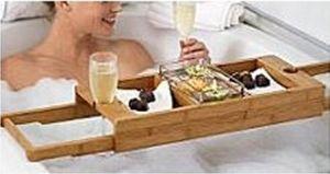 Bamboo Bathtub Caddy, Bamboo Bathtub Boards, Bamboo Bathtub Pads pictures & photos