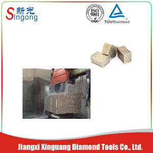 Superier Tool of Quarry Stone Diamond Segment pictures & photos