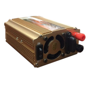 300W Solar Power Inverter Golden Color pictures & photos