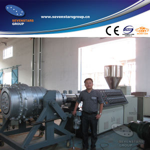 HDPE Pipe Extruding Line on Sale pictures & photos