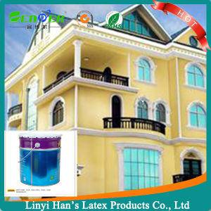 Excellent Washability and Waterproof Exterior Wall Coating