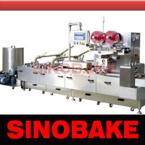 Automatic Sandwich and Packing Machine pictures & photos