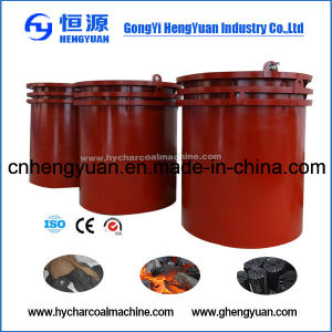 Stable Performance Hard Wood Charcoal Carbonization Furnace pictures & photos