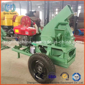 ISO Approved Wood Chipper Manufacturer pictures & photos