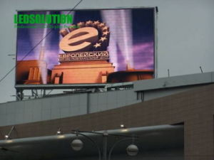 P20 Cost Effective Outdoor LED Aadvertising Video Display pictures & photos