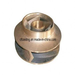 OEM Brass Sand Casting with Machining for Pump pictures & photos