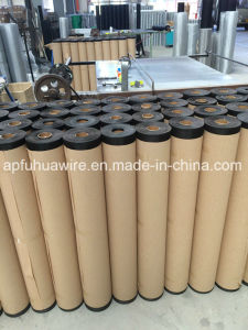 Black Color Window Screen Aluminum Wire pictures & photos