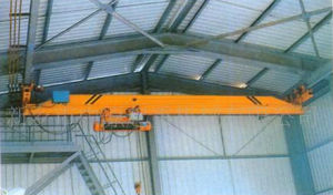 Lx Model Single Girder Suspension Overhead Crane Crane with Cap. 0.5-20t