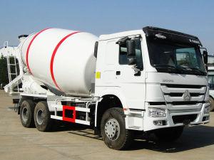 6cbm Sinotruk HOWO 6X4 Mixer 371 HP Concrete Mixer Truck