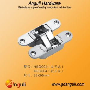 3D Adjustable Invisible Hinge (23*95mm) pictures & photos