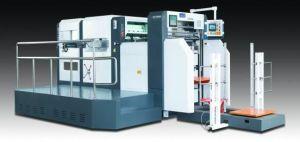 Semi-Automatic Die-Cutitng and Creasing Machine