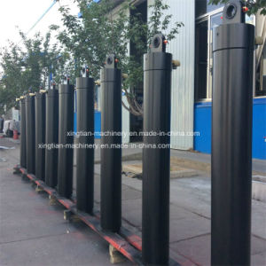 Telescopic Hydraulic Cylinder for Tipping Truck pictures & photos