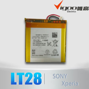 High Quality Phone Battery Lt28 for Sony Phone pictures & photos