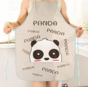 Hot Sale Products Cheap Kitchen Cotton Aprons Waterproof pictures & photos