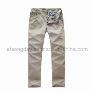 Fashion 100% Cotton Men′s Trousers (CTR 22227) pictures & photos