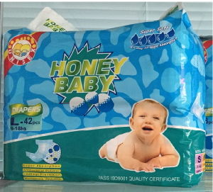 Super Soft Economy Pack Baby Diapers pictures & photos