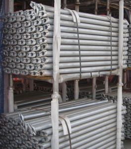 Safety Scaffolding Cuplock System pictures & photos