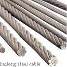 AISI304 & AISI316 Stainless Steel Cable pictures & photos