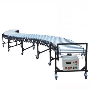 China Fexible Motorized Roller Conveyor Ddc China