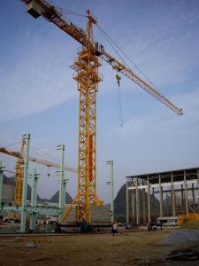 Hot Sale Building Tower Crane Qtz80 (6010) pictures & photos