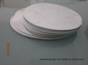 Fast Food Container Paper Lid pictures & photos