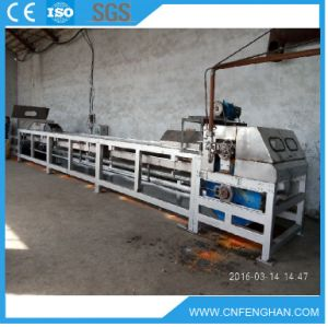 Ly600-3 Rotating Stainless Steel Belt Paraffin Wax Granulating Machine pictures & photos