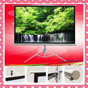 Good Price of Projector Screen 100 Inch 120 Inch High Gain Projection Screen 180 Inch 200 Inch pictures & photos