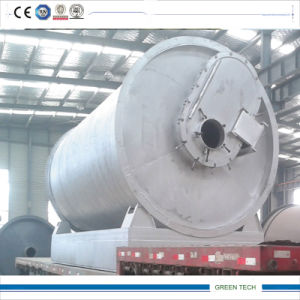 Waste Plastic Regenerate to Oil Pyrolysis Machine 15ton pictures & photos